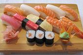 Sushi Set groß